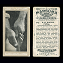 Cigarette and Trade Cards