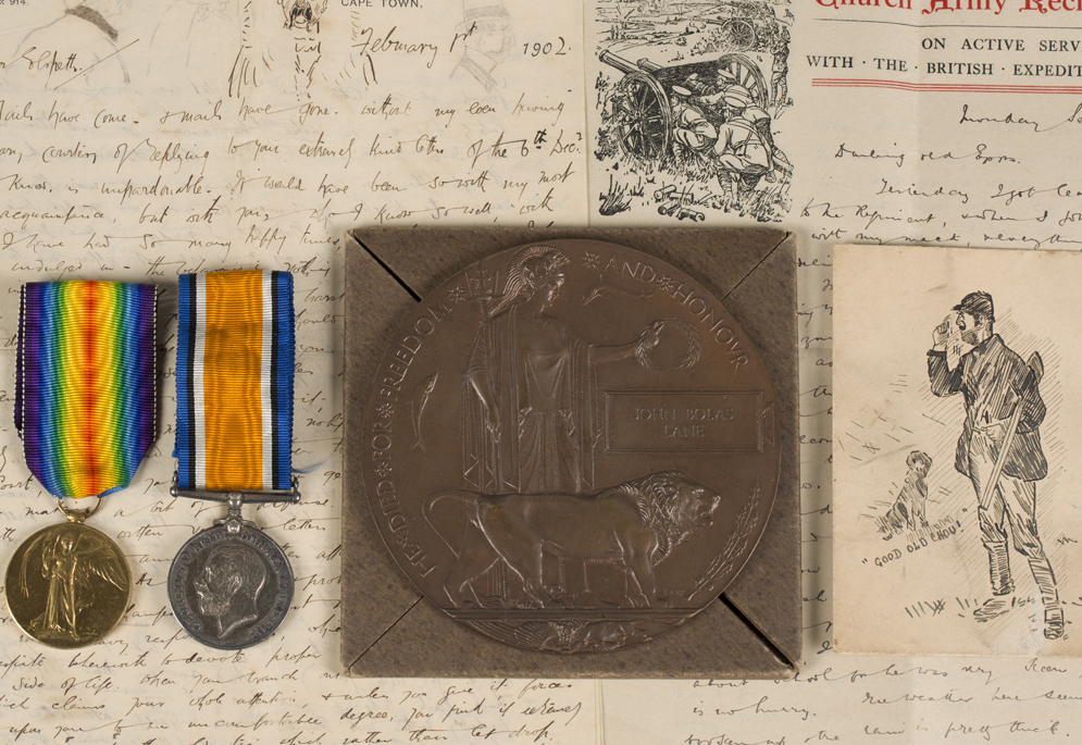 Militaria, Medals and Awards