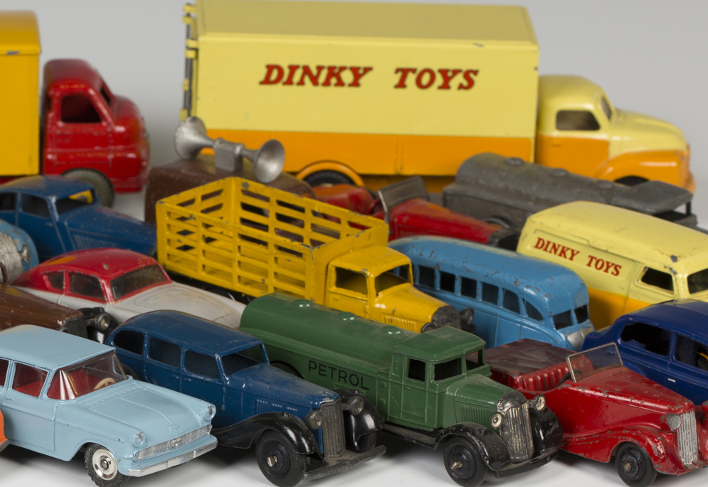 Die-cast Model Vehicles and Accessories