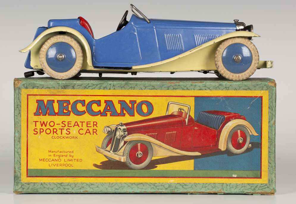 Tinplate and Mechanical Toys and Models