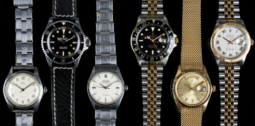 Specialist Vintage Watch Auctions at Toovey's