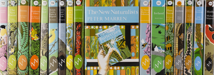 a very good near-complete set of the first ninety volumes of the New Naturalist Series
