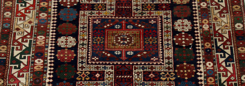 Shirvan rug, South-east Caucasus, late 19th/early 20th century