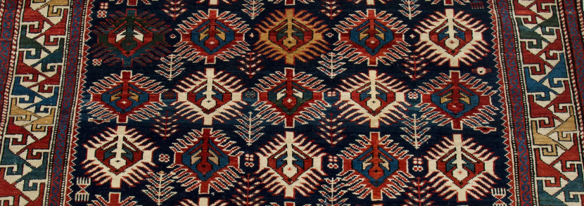 A Shirvan rug, South-east Caucasus, late 19th/early 20th century
