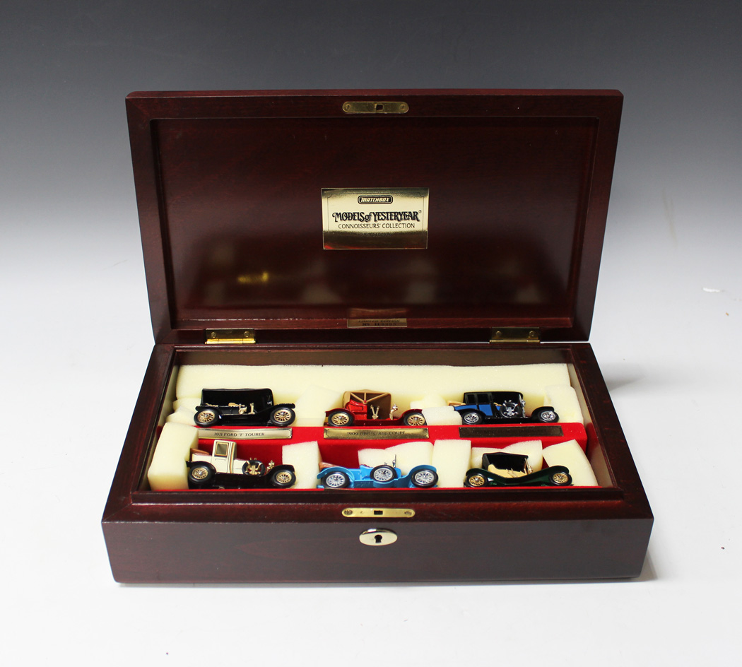 A Matchbox Models of Yesteryear Connoisseurs Collection