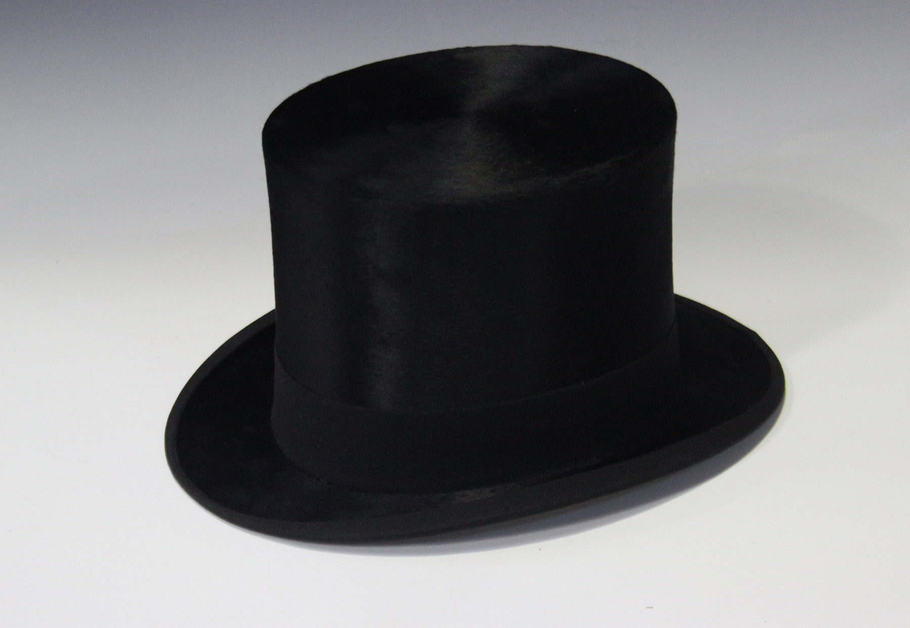 A black top hat by Christys  London 0737f0f9e81