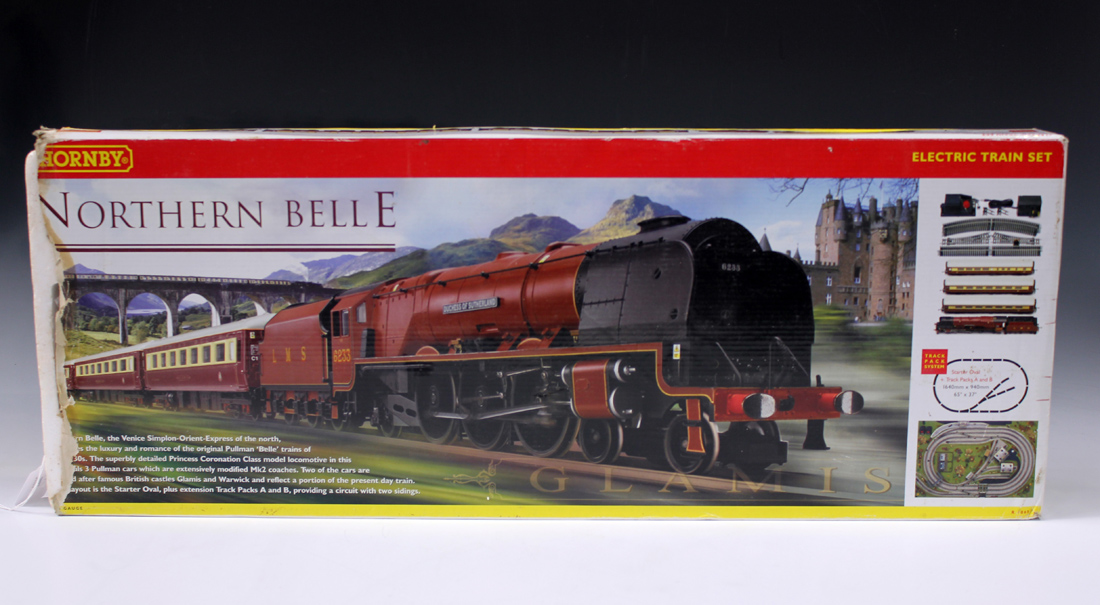 Northern belle train